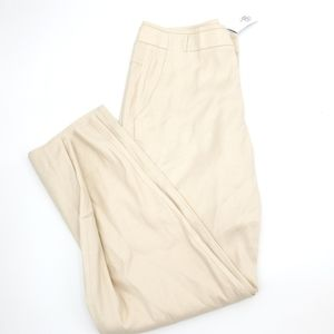 Cabi Everly linen blend pants 10 NWT 813R